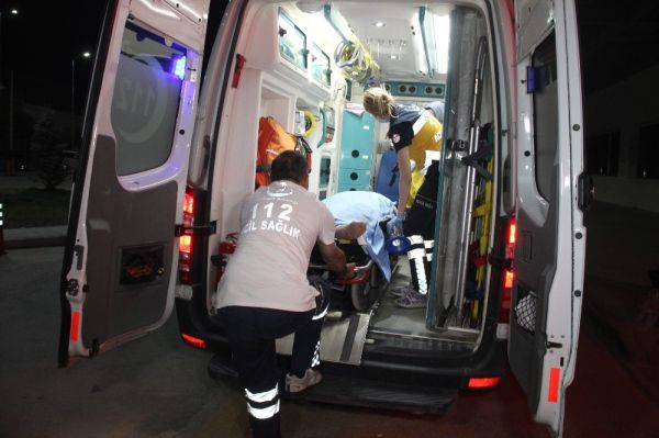 Konya'da komşular arasındaki kavgada silah ateşlendi