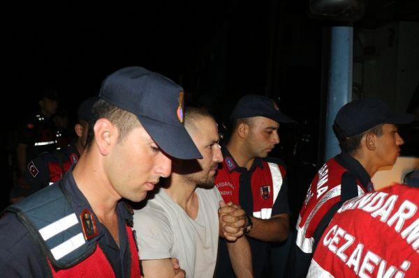 Zonguldak'ta 110 mahkum hastanelik oldu