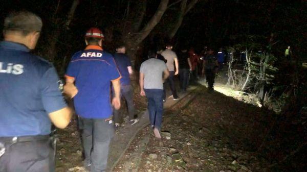 Uludağ'da mahsur kalan vatandaş 5 saat sonra kurtarıldı