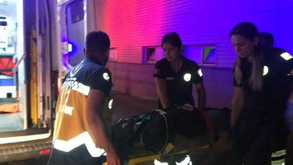 Zonguldak'ta alkollü sürücü kaza yaptı