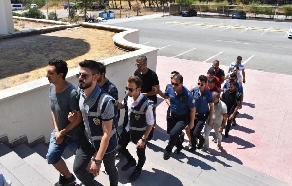 Bodrum'da Yunan adalarına kaçmaya çalışan FETÖ'cüler yakandı