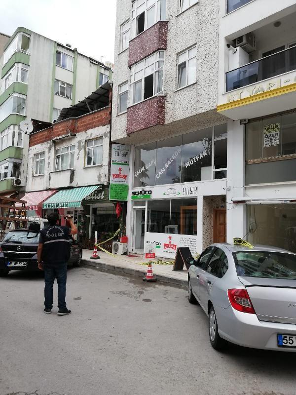 Sinop'ta pencereden düşen bebek yaralandı