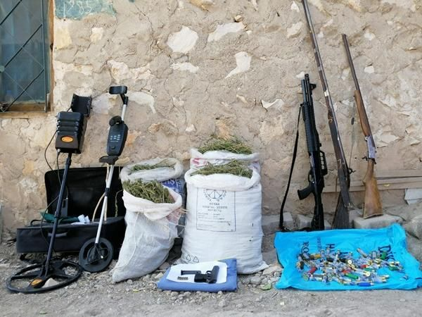 Malatya'da 55 kilo uyuşturucu ele geçirildi