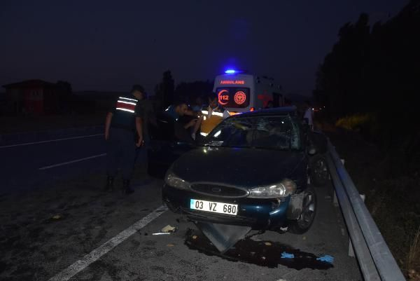 Ambulansında karıştığı zincirleme kazada 3 kişi öldü