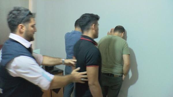Esenyurt'ta yasa dışı bahisçilere baskın: 3 gözaltı
