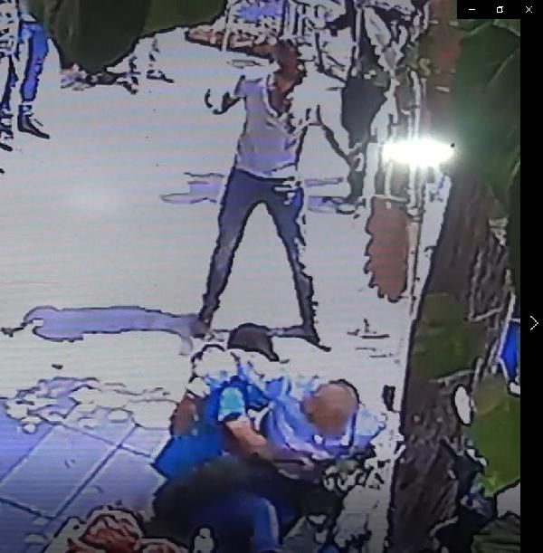 Gaziantep'te Suriyelilerin kılıç, pala ve bıçaklı kavgası