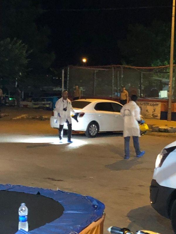 Sinop'ta iki grup arasında silahlı çatışma