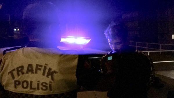 Ruhsatını verip kaçan sürücü: Alkollüydüm