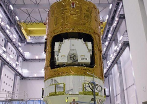 Japon uzay kargo aracının fırlatılışı yangın nedeniyle ertelendi