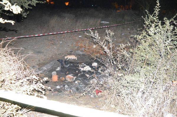 Gaziosmanpaşa'da çıkan yangında erkek cesedi bulundu