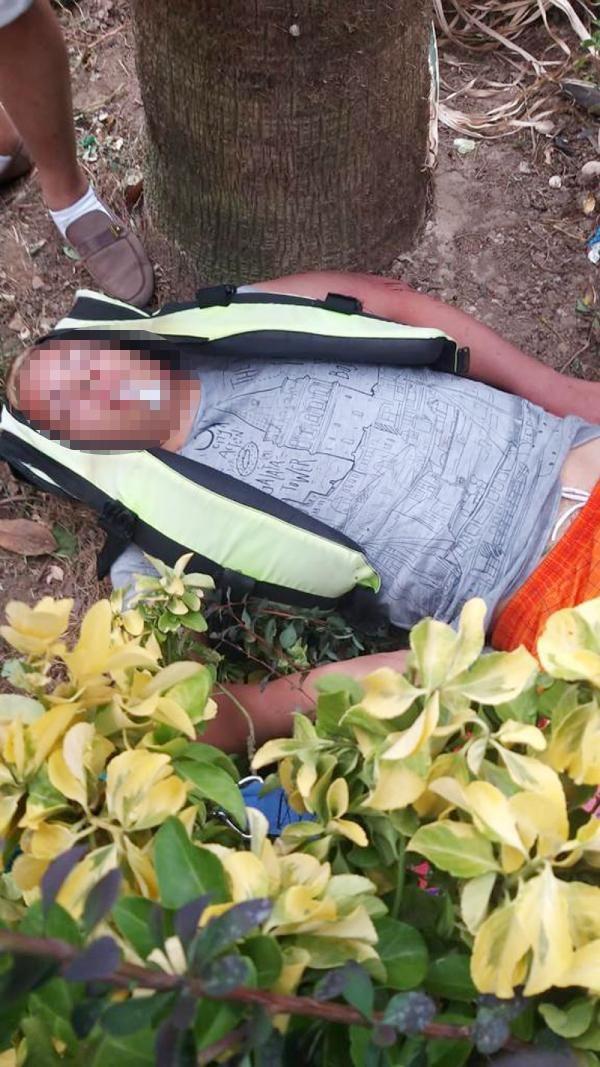 Antalya'da deniz paraşütünün halatı koptu: 2 yaralı