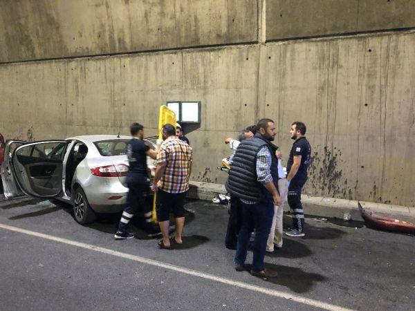 Pendik'te trafik kazası: 2 ölü 1 yaralı