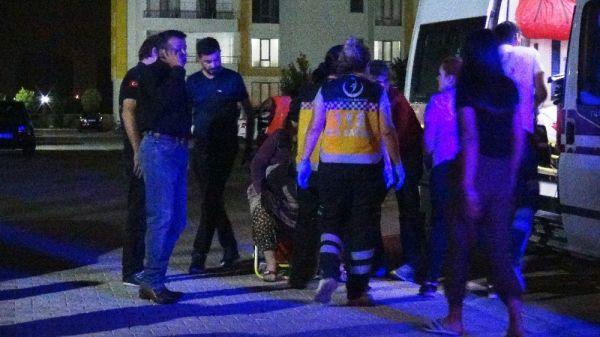 Diyarbakır'da sinirlenen kişi evini yaktı