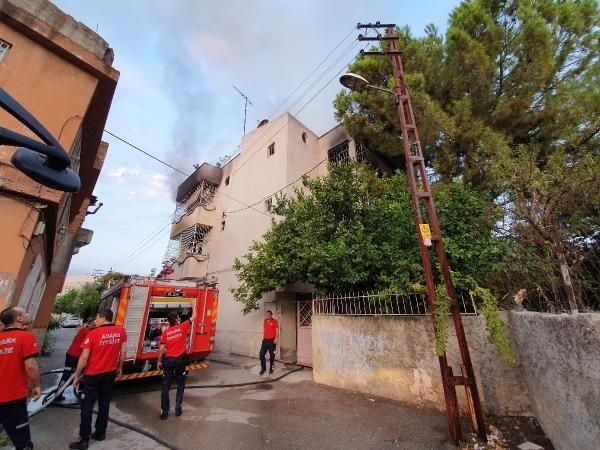 Adana'da eski astsubayın evi iki kez kundaklandı