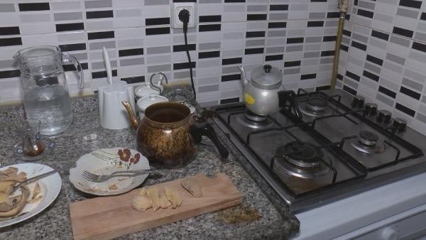 İstanbul'da cezaevinden çıkıp eski karısının yüzünü yaktı
