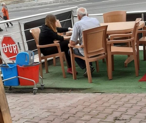 Bartın'da yaşlı adama taciz gözaltısı
