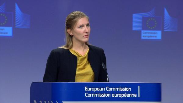 AB Komisyonu Sözcüsü: Türkiye  ile mutabakattan memnunuz