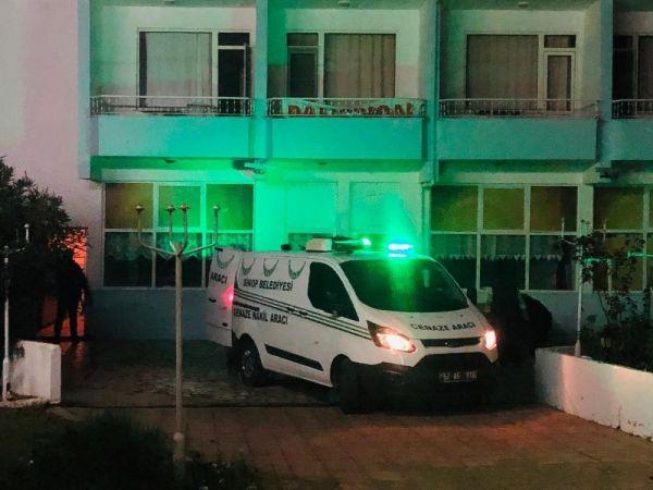 Sinop'ta şüpheli ölüm: Yabancı uyruklu kadın öldü