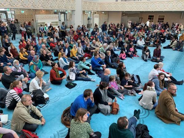 Almanya'da Açık Kapı Günü etkinlikleri