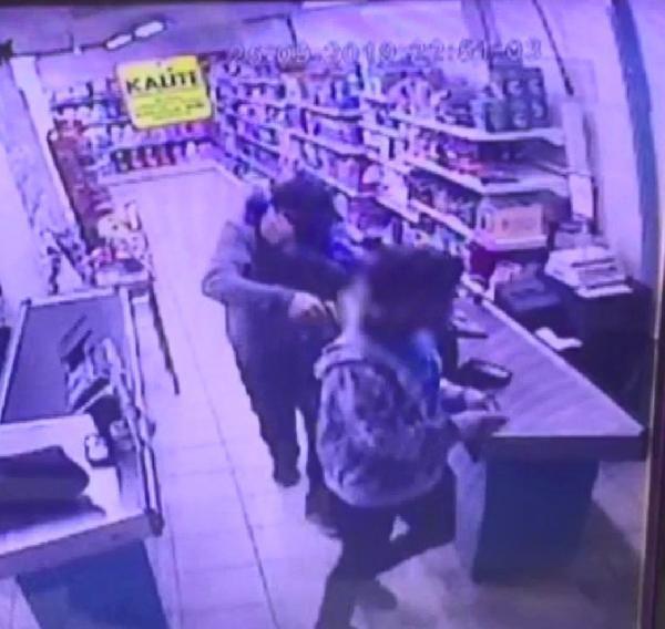 Ümraniye'deki market soyguncuları yakalandı