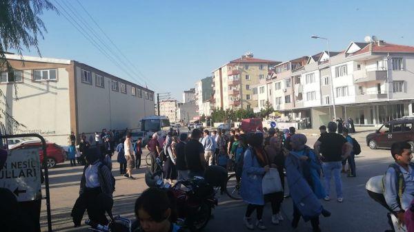 Bursa'da bir yaya ölümden döndü