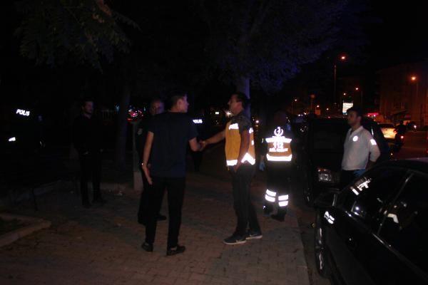 Karaman'da sigara vermediği için bacağından bıçaklandı