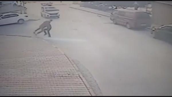 Sancaktepe'de bıçakla dehşet saçan saldırgan yakalandı -4
