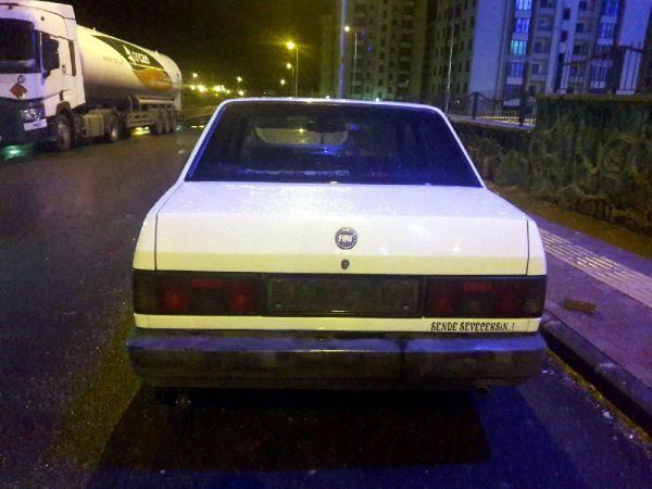 Gaziantep'te kapkaççıları otomobilleri ele verdi