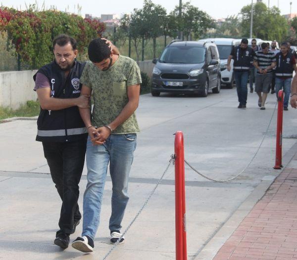 Adana'da hasmına sevgili bulup pusu kurdu