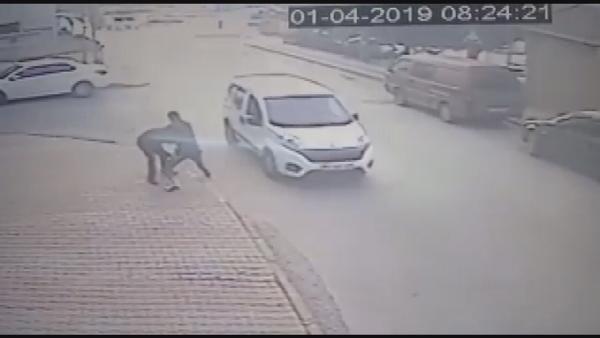 Sancaktepe'de bıçakla dehşet saçan saldırgan yakalandı -1