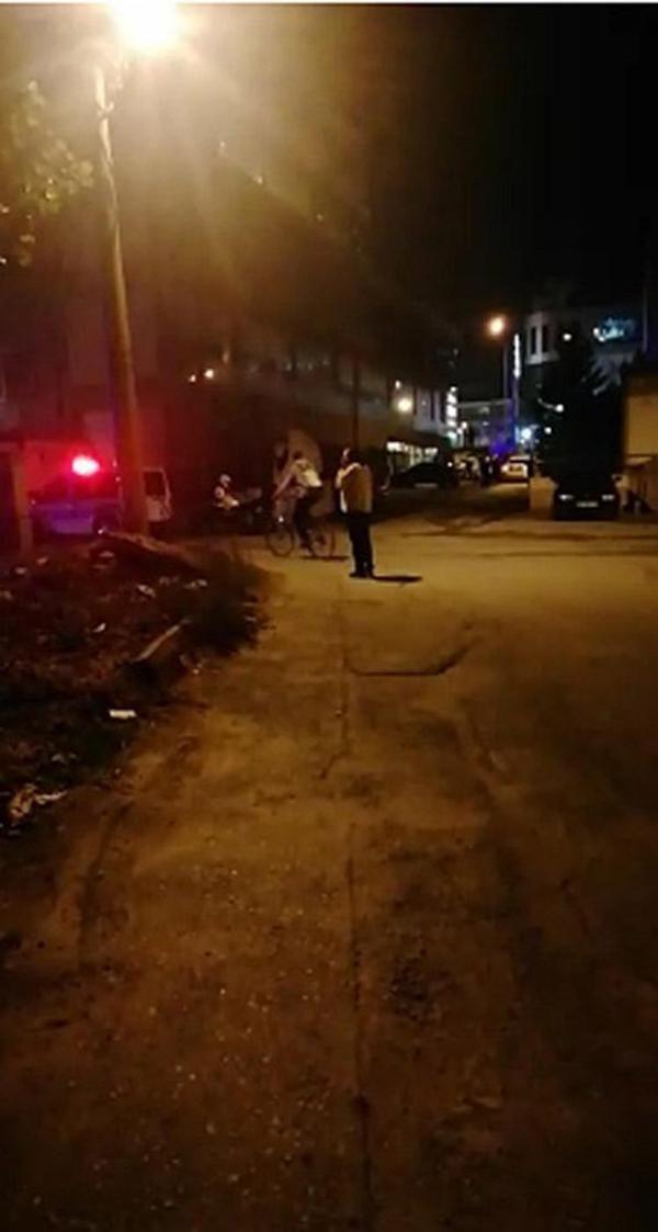 Uyuşturucu madde ile yakalananlar, polise direndi: 4 gözaltı -2
