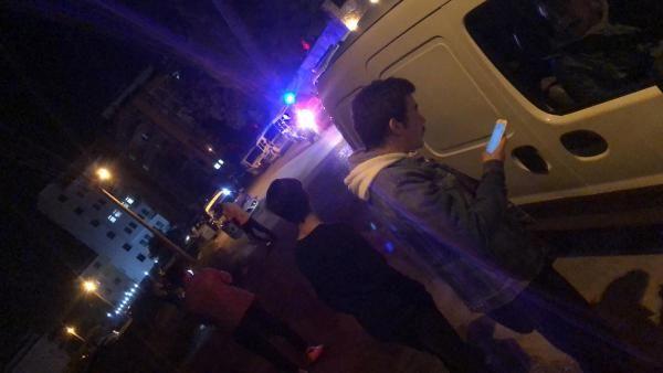 Uyuşturucu madde ile yakalananlar, polise direndi: 4 gözaltı -1
