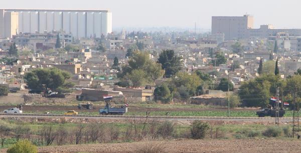 Kamışlı'da rejim güçleri, YPG kontrolündeki bölgeye geçti -2