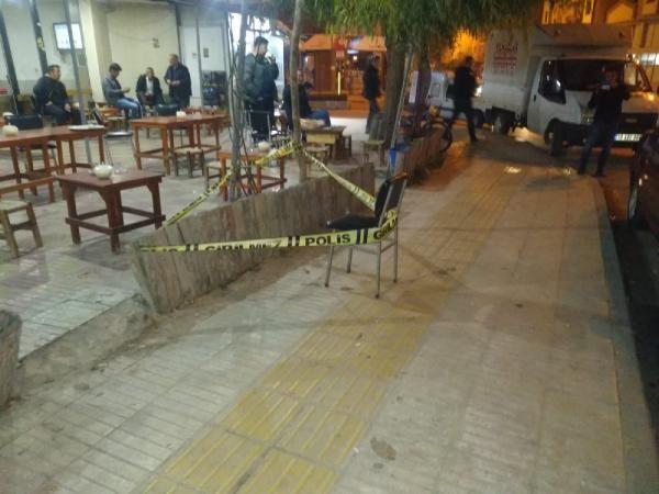 16 yaşındaki çocuk çay ocağına ateş açtı: 4 yaralı -5