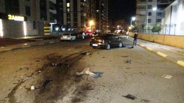 Diyarbakır'da aynı anda 6 farklı kaza: 6 yaralı -6