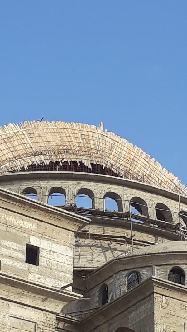 Cami inşaatında çökme: 1 işçi enkaz altında kaldı (1) -5