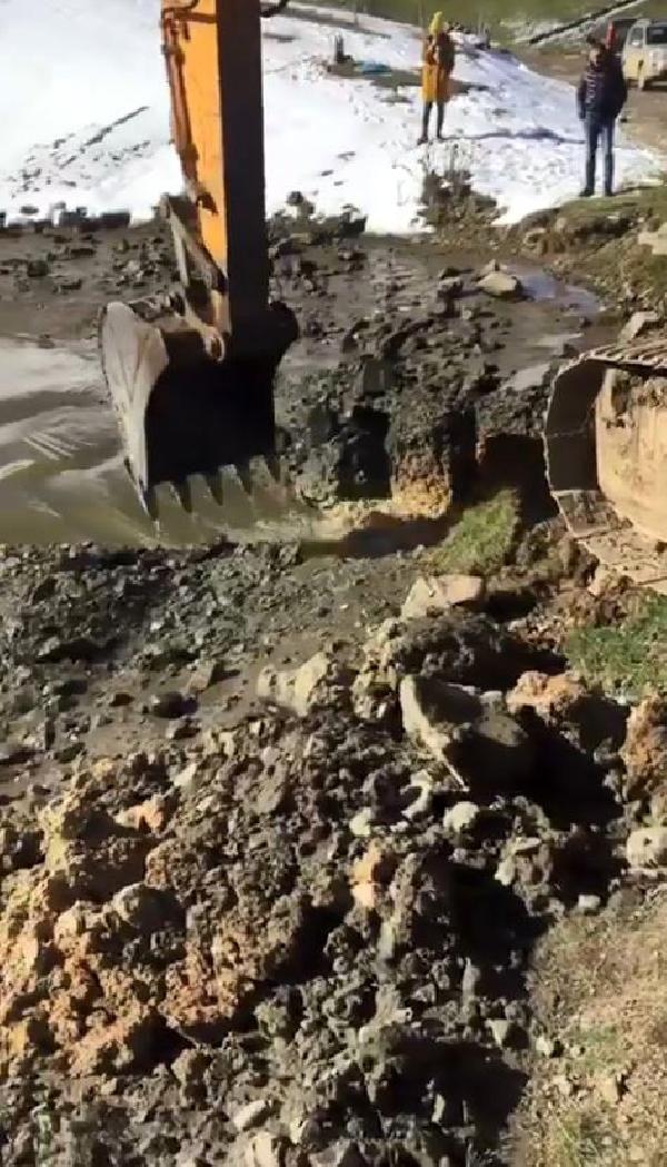 Dipsiz Göl'de 15'inci Apollinaris lejyonunun altın küpü aranmış -10