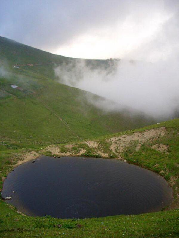 Dipsiz Göl'de 15'inci Apollinaris lejyonunun altın küpü aranmış -3