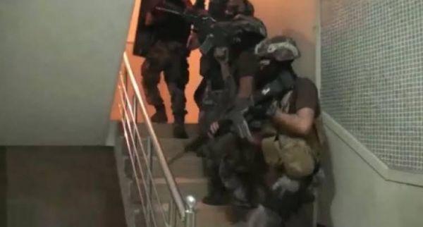 Mardin'de terör operasyonu: 10 gözaltı -1
