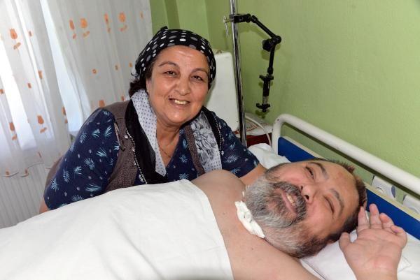 Doktorların 2 yıl ömür biçtiği Ali, Siri ile hayata tutundu -10