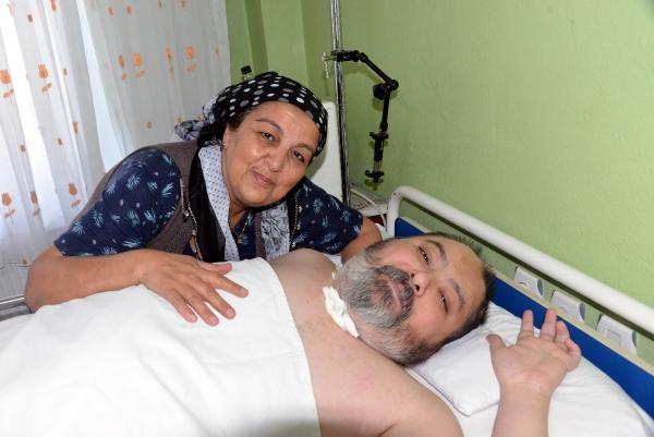 Doktorların 2 yıl ömür biçtiği Ali, Siri ile hayata tutundu -9