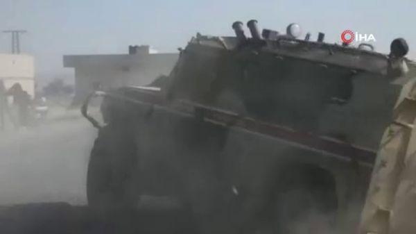 Ayn El Arap'ta zorlu devriye -1