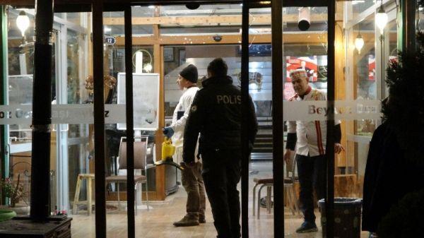 Restoran çalışanı dehşet saçtı: 1 ölü, 4 yaralı -1