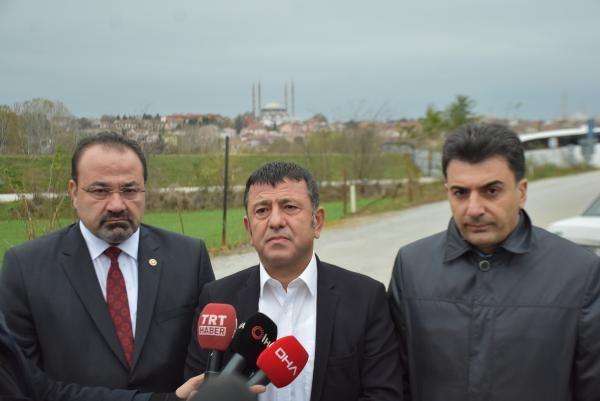 CHP heyeti, Demirtaş'ı cezaevinde ziyaret etti -6