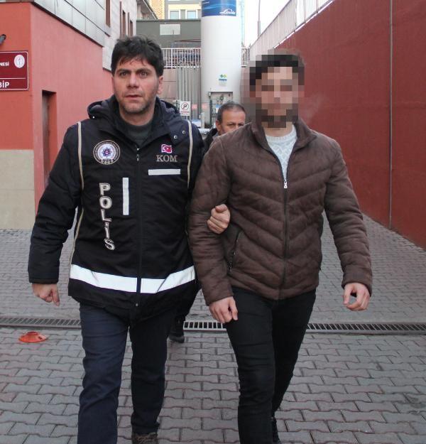 Kayseri merkezli 6 ilde FETÖ operasyonu:18 gözaltı -5