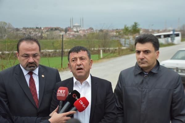 CHP heyeti, Demirtaş'ı cezaevinde ziyaret etti -1