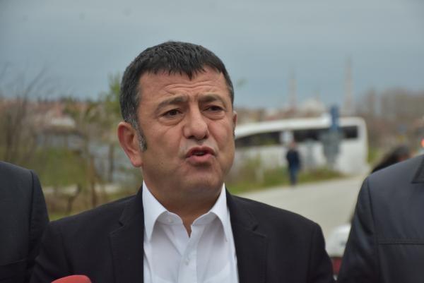 CHP heyeti, Demirtaş'ı cezaevinde ziyaret etti -3