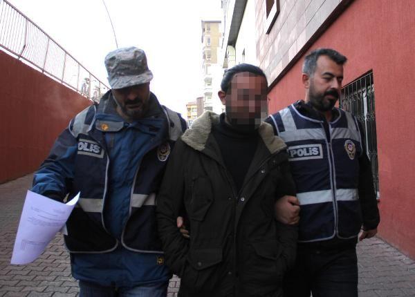 Kayseri merkezli 6 ilde FETÖ operasyonu:18 gözaltı -1