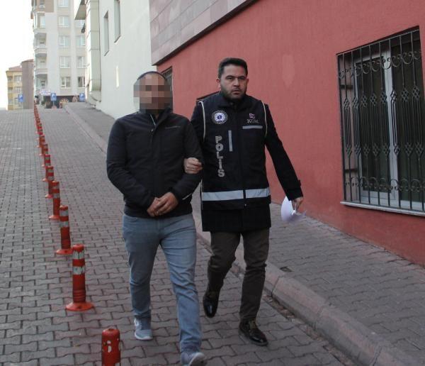Kayseri merkezli 6 ilde FETÖ operasyonu:18 gözaltı -2