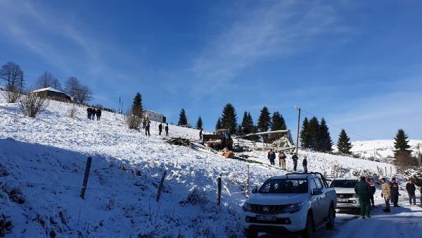 Trabzon'da 160 kaçak yapı yıkıldı -8